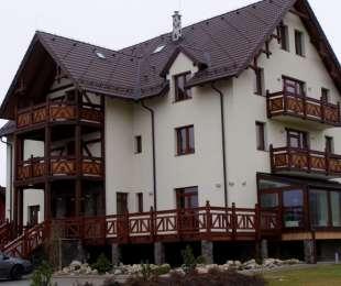 Hotel v Tatranskej Lomnici